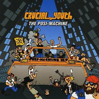 Cruciale jeugd - Posi-Machine [CD] USA importeren