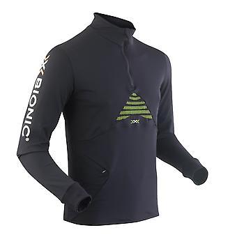 X-BIONIC Men Trail Running Humdinger Long Sleeve Laufshirt - O020544-B004