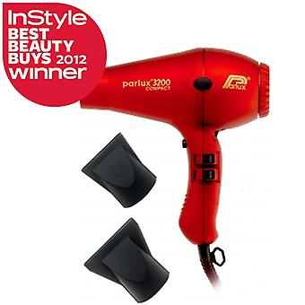 Parlux Parlux 3200 Compact Hair Dryer Red