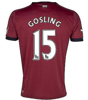 2012-13 Newcastle Puma Away Shirt (Gosling 15)