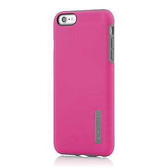 Incipio DualPro Case for Apple iPhone 6 Plus/6S Plus (Pink/Charcoal)