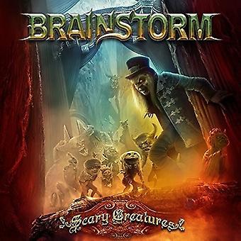 Brainstorm - criaturas miedosas [CD] USA importar
