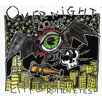 Overnight nedture - by af rådne øjne [CD] USA importerer