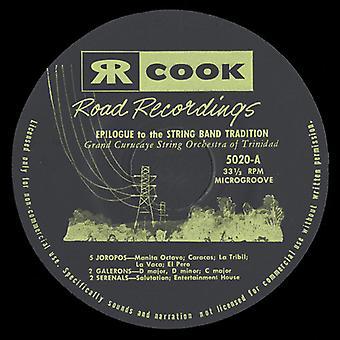 Grand Curucaye strygeorkester Trinidad - epilog til String Band Tradition [CD] USA importen