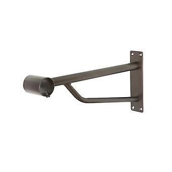 Heavy Duty Wall Mounted Bracket in Iridescent Bronze by Caraselle