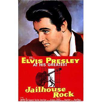 Jailhouse Rock Movie Poster (11 x 17)