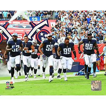 Titans du Tennessee 2017 équipe Introduction Photo imprimable