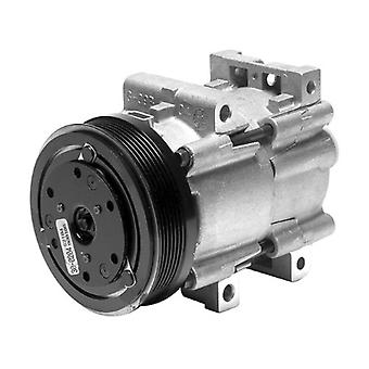 Denso 471-8110 New Compressor with Clutch