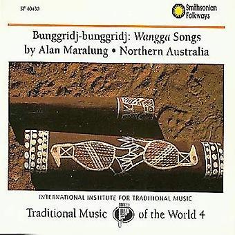 Alan Maralung - Bunggridj-Bunggridj [CD] USA import