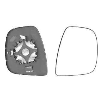 Right Mirror Glass (Heated) Citroen BERLINGO Platform 2012-2018