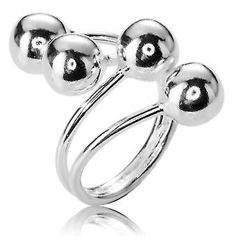 Shipton og Co damer Shipton og Co sølv Ring TFE151NS