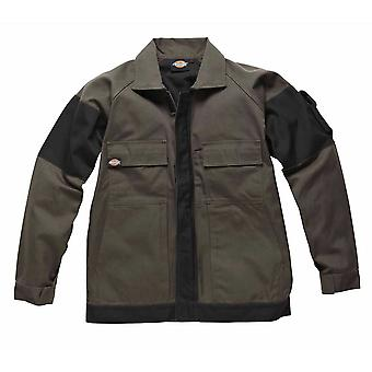 Dickies Mens Workwear GDT290 Jacket Olive Green WD4910O