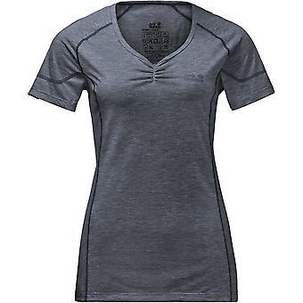 Jack Wolfskin Womens/Ladies Dry N'Light Wicking Baselayer Shirt