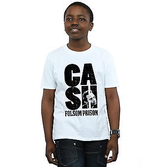 Johnny Cash Boys Folsom Prison T-Shirt