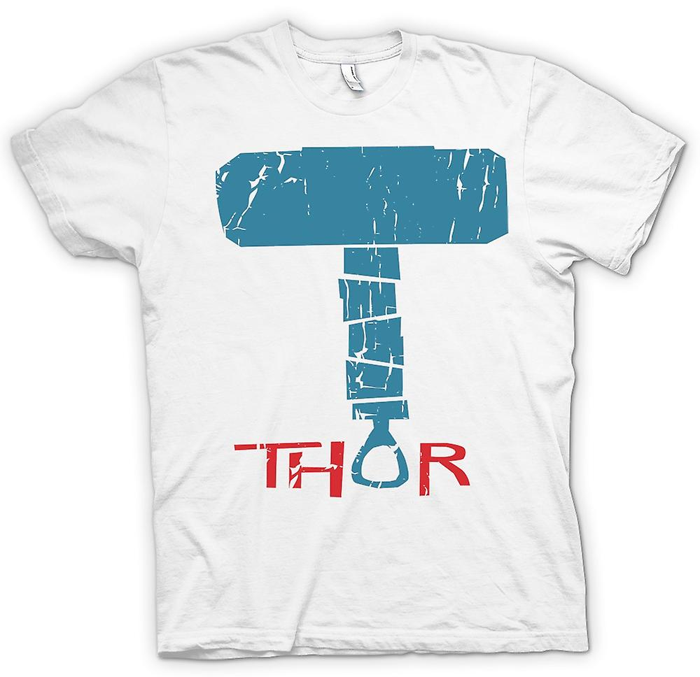 Womens T-shirt - Hammer Of Thor
