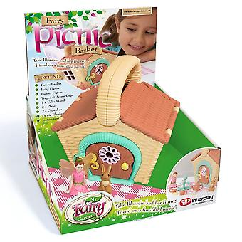 Interplay My Fairy Garden Picnic Basket Playset