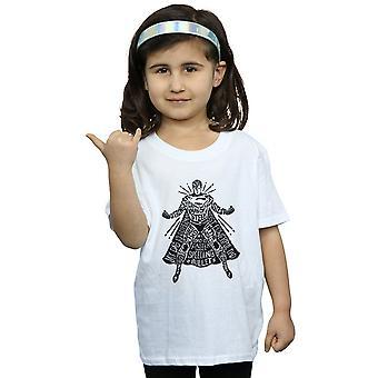 DC Comics Girls Superman Vater von Stahl-t-shirt