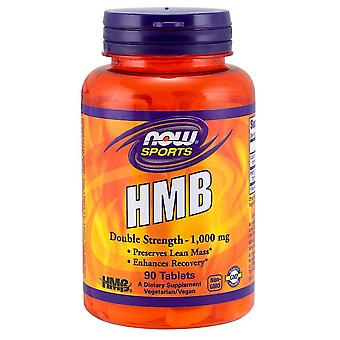 Now Foods HMB 1000 mg 90 tablets (Sport , Muscle mass , Amino acids)