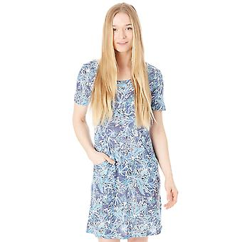 Roxy Blue Dephts Old Rules More Than A Feeling Dress