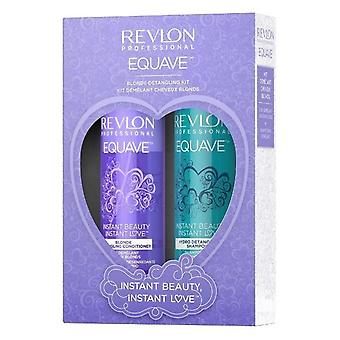Revlon Pack Equave Instant Love Blonde 2 Piezas