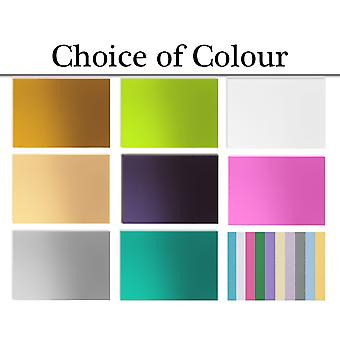 10 Pearl A4 Card Sheets 310GSM - Choice of Colours