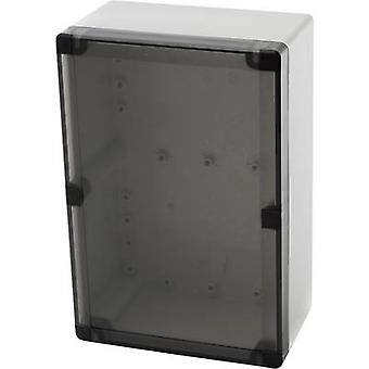 Fibox EURONORD 3 PCTQ3 162409 Wall-mount enclosure, Build-in casing 244 x 164 x 90 Polycarbonate (PC) Light grey (RAL 7035) 1 pc(s)
