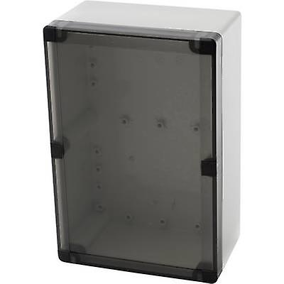 Fibox EURONORD 3 PCTQ3 162409 Wall-mount enclosure, Build-in casing 244 x 164 x 90 Polycarbonate (PC) Grey-white (RAL 7035) 1 pc(s)