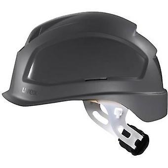 Hard hat Dark grey Uvex pheos E-S-WR 9770832