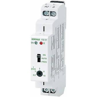 Eberle ITZ 51 Staircase multiway switch Multifunction 230 V AC 1 pc(s) ATT.FX.TIME-RANGE: 30 s - 10 min 1 maker