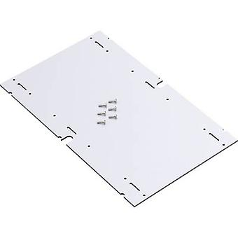 Spelsberg 79500301 AK MPI 3 AK Mounting Plate For Plastic Casing (L x W) 240 mm x 390 mm Insulating material Compatible with (details) AKL/AKi 3