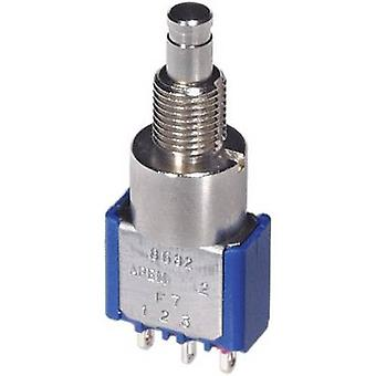 APEM 8632A Pushbutton 250 V AC 3 A 1 x On/(On) momentary 1 pc(s)