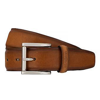 Ceintures pour hommes de Strellson ceintures cuir ceinture Cognac 7567