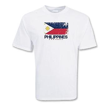 T-shirt Philippines Football