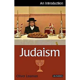 Judaísmo - una introducción de Oliver Leaman - libro 9781848853959