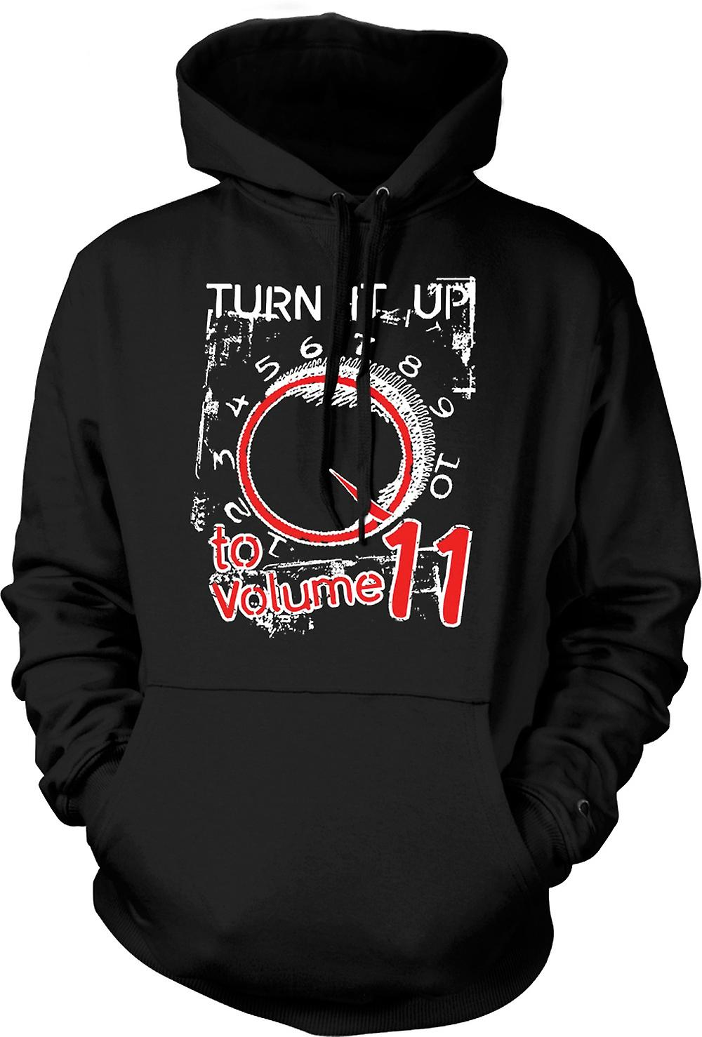 Barn Hoodie - Spinal Tap volym 11 - Funny