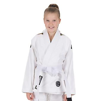 Tatami Fightwear Nova Kids absoluta BJJ Gi blanco