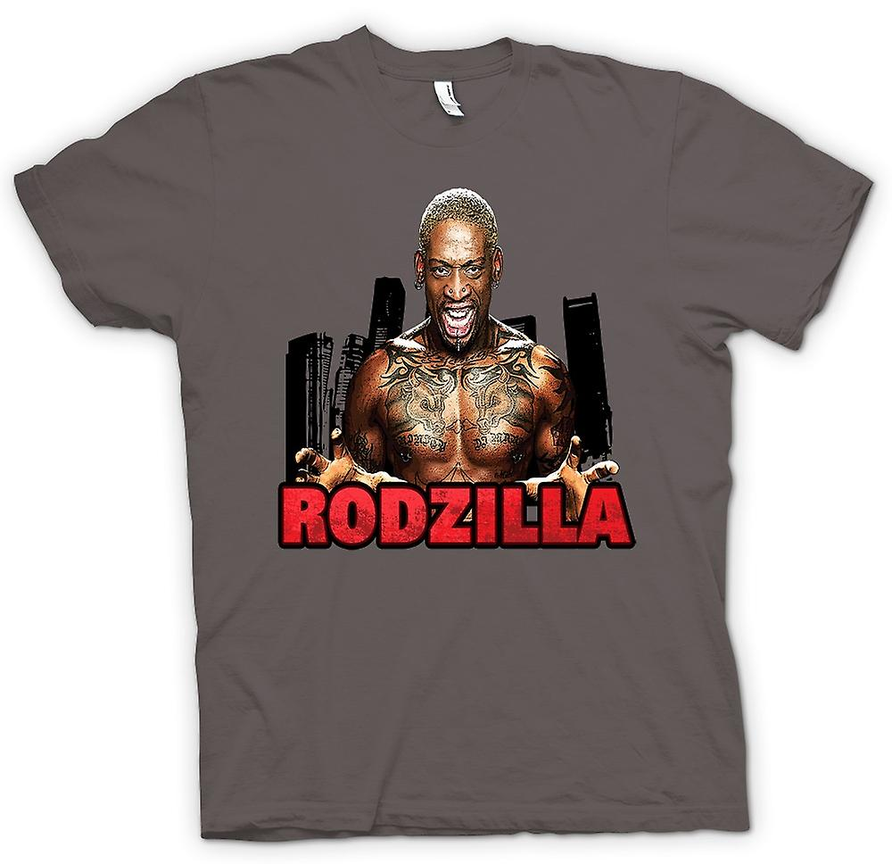 Womens T-shirt - Rodzilla - Rodman Tattoo