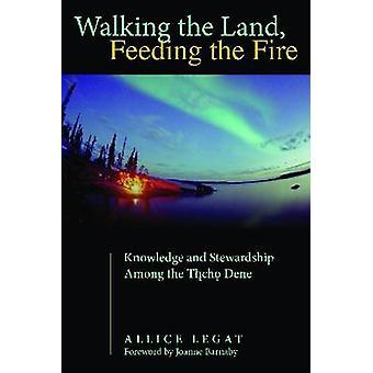 Walking mark - utfodring elden - kunskap och förvaltarskap bland