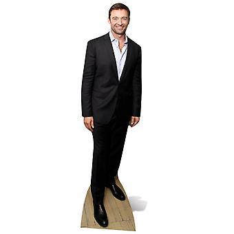 Hugh Jackman Lifesize Karton Ausschnitt / f