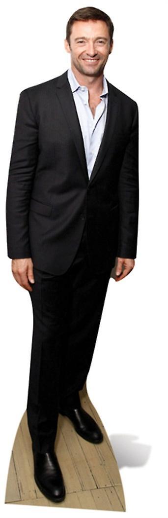 Hugh Jackman Lifesize kartonnen uitsnede / Standee