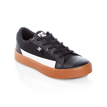 DC Black-White-Gum Lynnfield Kids Shoe