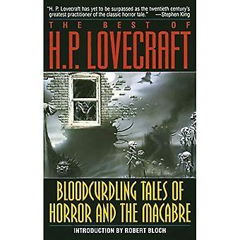 Bäst av H.P. Lovecraft: hemsk berättelser om skräck och fasa