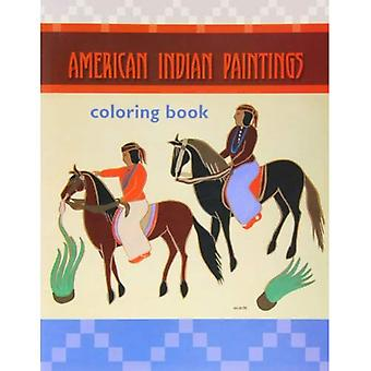 American Indian Paintings: Cb150
