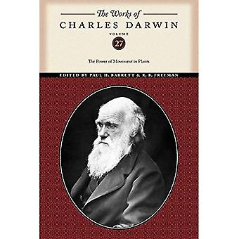 Die Werke von Charles Darwin, Band 27: die Power of Movement in Plants