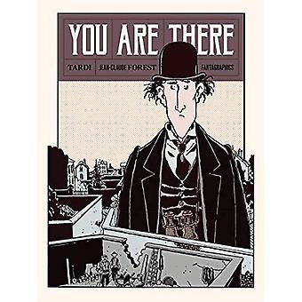 Vous êtes là