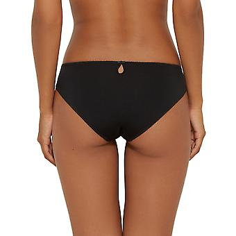 Gossard 15303 Frauen Scarlett Black Lace Slip