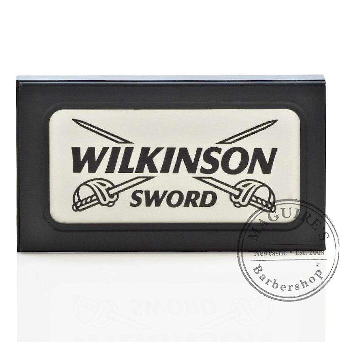 Wilkinson Sword Classic Double Edge (DE) Razorblades