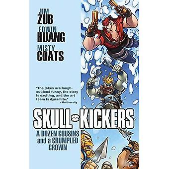 Skullkickers Volume 5: Uma dúzia de primos e uma coroa amassada