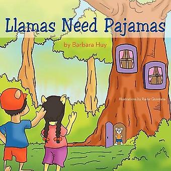Lamaer trenger pyjamas av Huy & Barbara