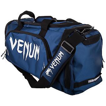 Venum Trainer Lite Sport MMA boksen sportschool plunjezak - Navy/wit